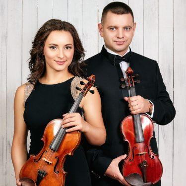 Art of 2 Violins